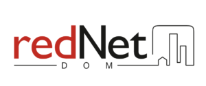 RED NET DOM logo